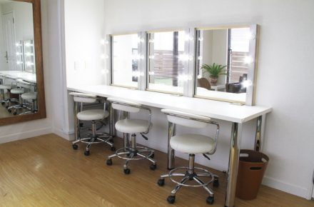 美容室・サロンのヘアスタイル撮影にオススメのハウススタジオ