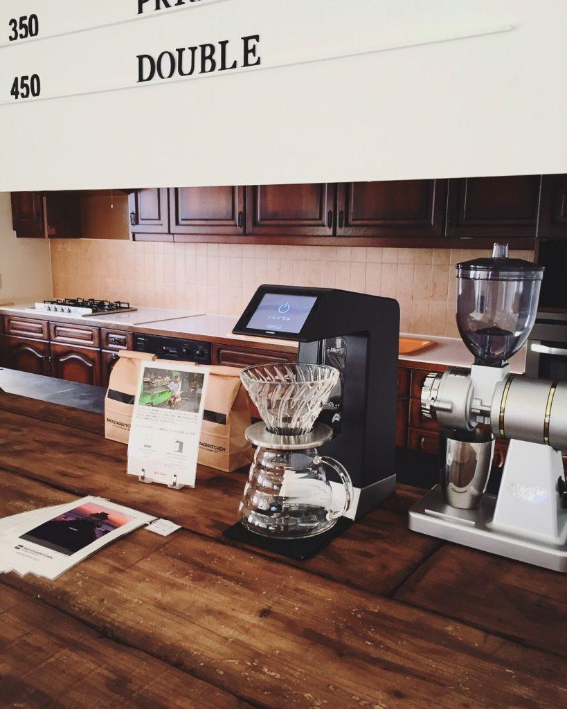 コーヒースタンドで提供する本格スペシャルティコーヒー