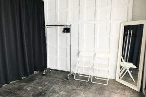 シエル-スタジオ簡易メイクスペース